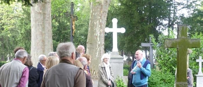 Führung über den Alten Friedhof Bonn mit den AntoniterCityTours