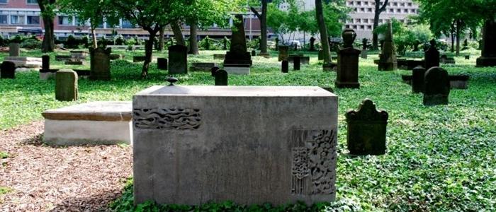 Der Geusenfriedhof © AntoniterCityTours