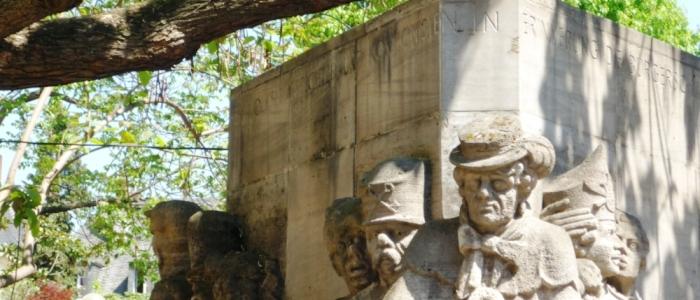 Der Ostermannbrunnen