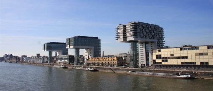 Köln, die Stadt am Rhein © AntoniterCityKirche
